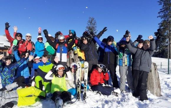 Skikurs 2020 in Gosau